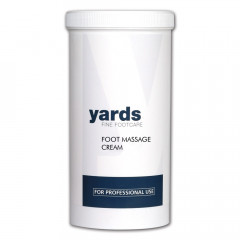 yards FOOT MASSAGE CREAM 450 ml