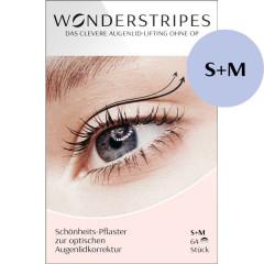Wonderstripes 64 Stück, Kombipackung S/M