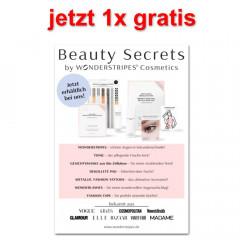 Beauty Secrets Poster DIN A2