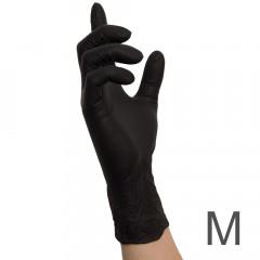 Nitril BLACK BOLD Handschuhe, Gr.M (7-8)