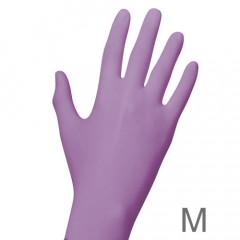 Nitril VIOLET Handschuhe 100, Gr. M (7-8)