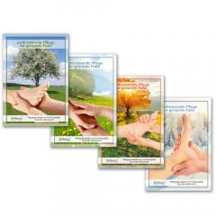 Poster-Set Jahreszeiten, 4 Stück