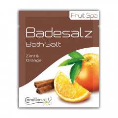 BADESALZ ZIMT & ORANGE 40 g