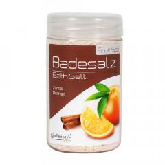 BADESALZ ZIMT & ORANGE 350g