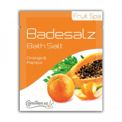 BADESALZ ORANGE & PAPAYA 40 g