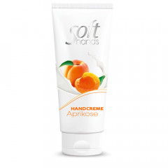 Soft hands HANDCREME Aprikose 100 ml