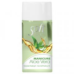 MANICURE Meersalz-Peelingöl ALOE VERA 110 ml