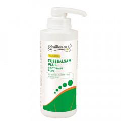 FUSSBALSAM PLUS 500 ml - mit Spender