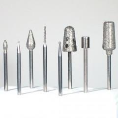 Diamant-Fräser Set DIABETIC