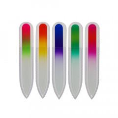Mini-Glasfeilen Color 90 mm