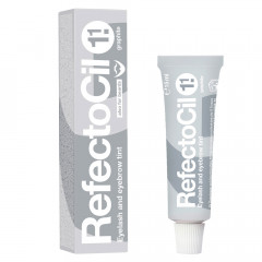 RefectoCil Farbe 1.1 graphit 15 ml