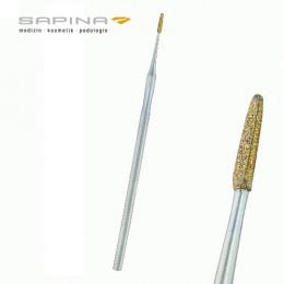 'SAPINA® Diamant-Eckenfeile 15 cm, klein'