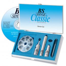 'B/S Spangen Starter-Set Magnet, 40 Spangen, DVD, Zubehör'