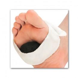 'Hot Stone Fuß-Bandage (1 Paar)'