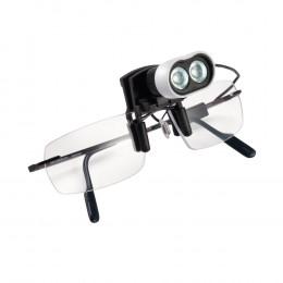 'Eschenbach headlight LED mit Clip'
