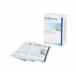 'Sterillium Tücher Händedesinfektion, 10 Stück'
