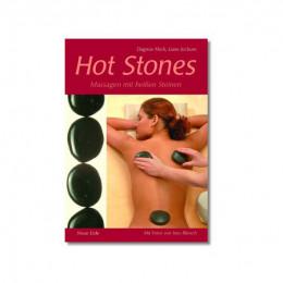 'Hot Stones Massage mit heißen Steinen'