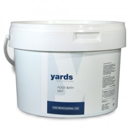 'yards FOOT BATH SALT 5000 g'