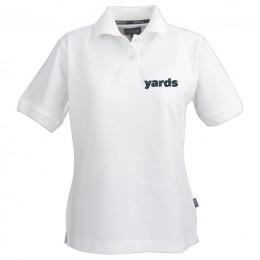 'Damen Polo-Shirt, Größe XL, YARDS'