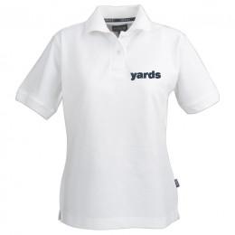 'Damen Polo-Shirt, Größe 2XL, YARDS'