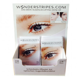 'Wonderstripes Display-Set mit Preisvorteil'