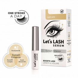 'Let's Lash Wimpernserum 3 ml'
