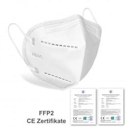 'Atemschutzmaske FFP2, 1 Stück'