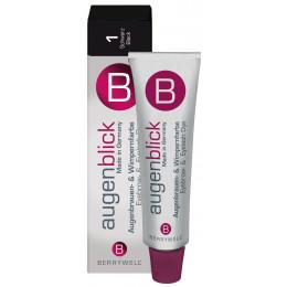'Berrywell Wimpernfarbe 1, schwarz 15 ml'