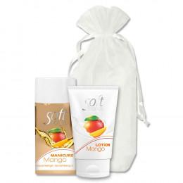 'Soft hands Set Mango'