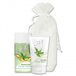 'Soft hands Set Aloe Vera'