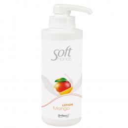 'Soft hands LOTION Mango 500 ml - mit Spender'
