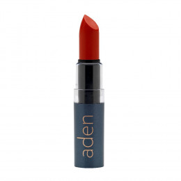'ADEN Hydrating Lipstick - 3,5g, No. 07 Simply Red'