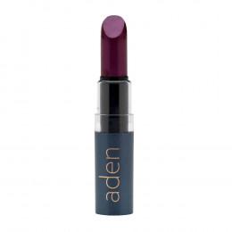 'ADEN Hydrating Lipstick - 3,5g, No. 09 Maroon'