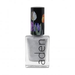 'ADEN Nagellack 11 ml - Silver 324'