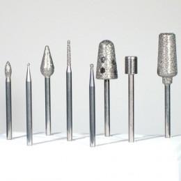 'Diamant-Fräser Set DIABETIC'