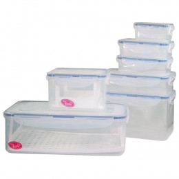 'Lock&Lock Hygiene-Boxen'