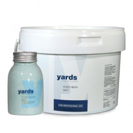 'yards FOOT BATH SALT'