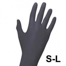 'Nitril BLACK 100 Handschuhe'