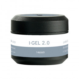 'Peggy Sage Clear UV&LED builder gel'