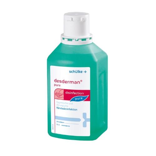 desderman® pure Händedesinfektion, 500 ml