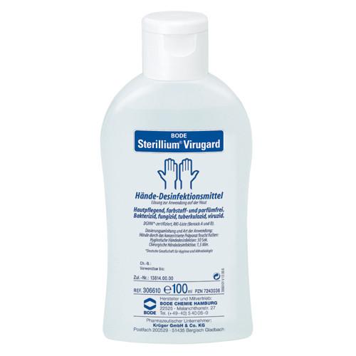 Sterillium Virugard Händedesinfektion, 100 ml