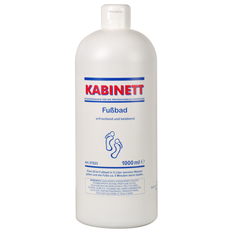 KABINETT Fußbad 1000 ml