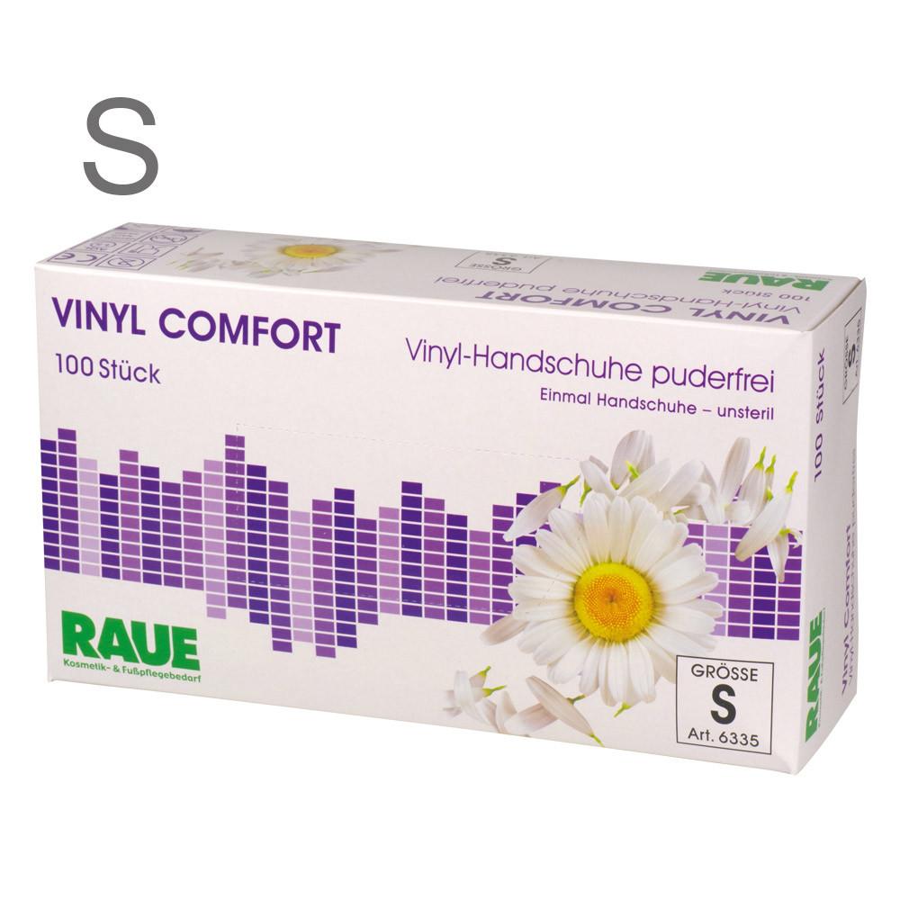 RAUE Vinyl Comfort 100, Gr. S (6-7)