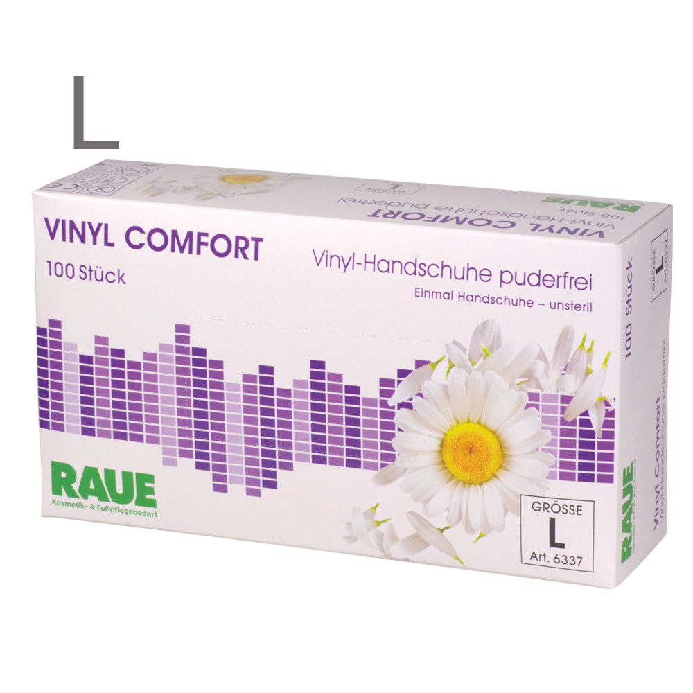 RAUE Vinyl Comfort 100, Gr. L (8-9)