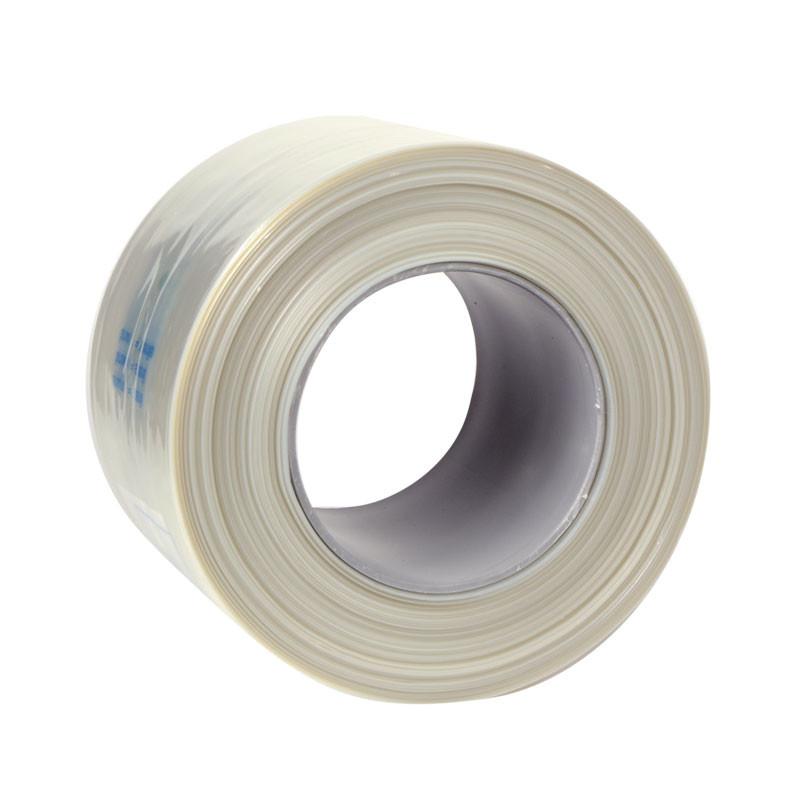 Klarsichtschlauch für Heißluft 8 cm x 100m