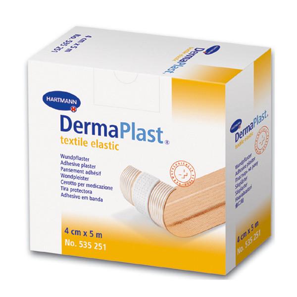 DermaPlast elastic 4 cm x 5 m