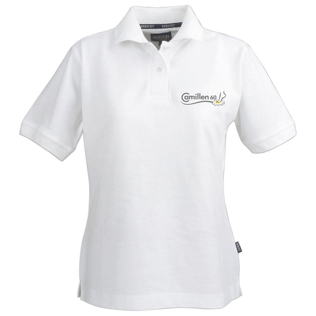Damen Polo-Shirt, Größe L, Camillen 60