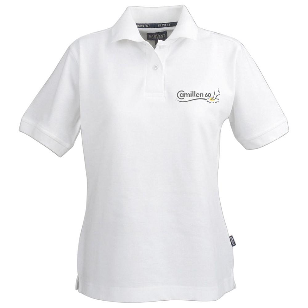 Damen Polo-Shirt, Größe 2XL, Camillen 60