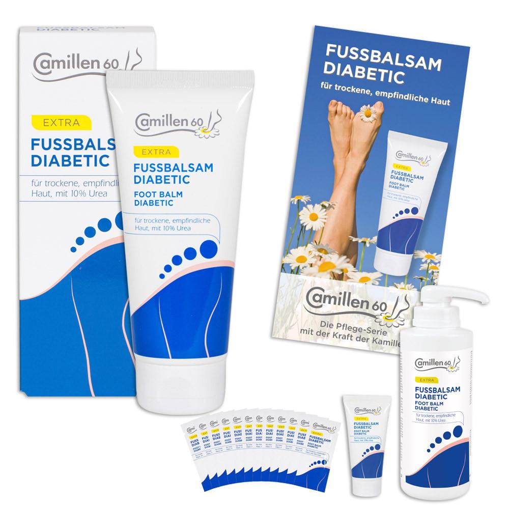 FUSSBALSAM DIABETIC-Paket