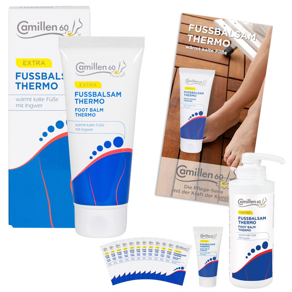FUSSBALSAM THERMO-Paket